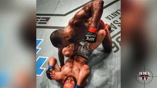 """Leon Edwards Reacts to Backstage fight with Jorge Masvidal """"now you're f*****"""" thumbnail"""