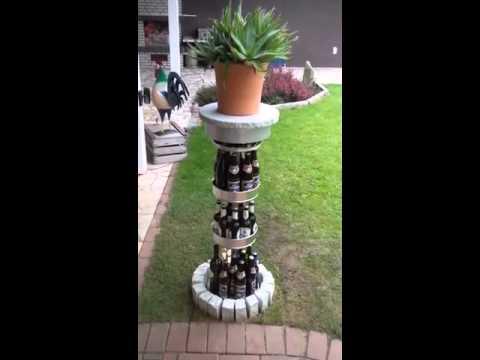 Une cachette bi re insolite dans le jardin youtube for Bricoler dans le jardin