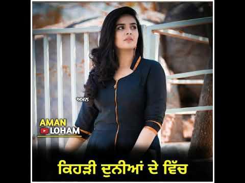 Punjabi sad song || prabh gill || Punjabi song whatsapp ...