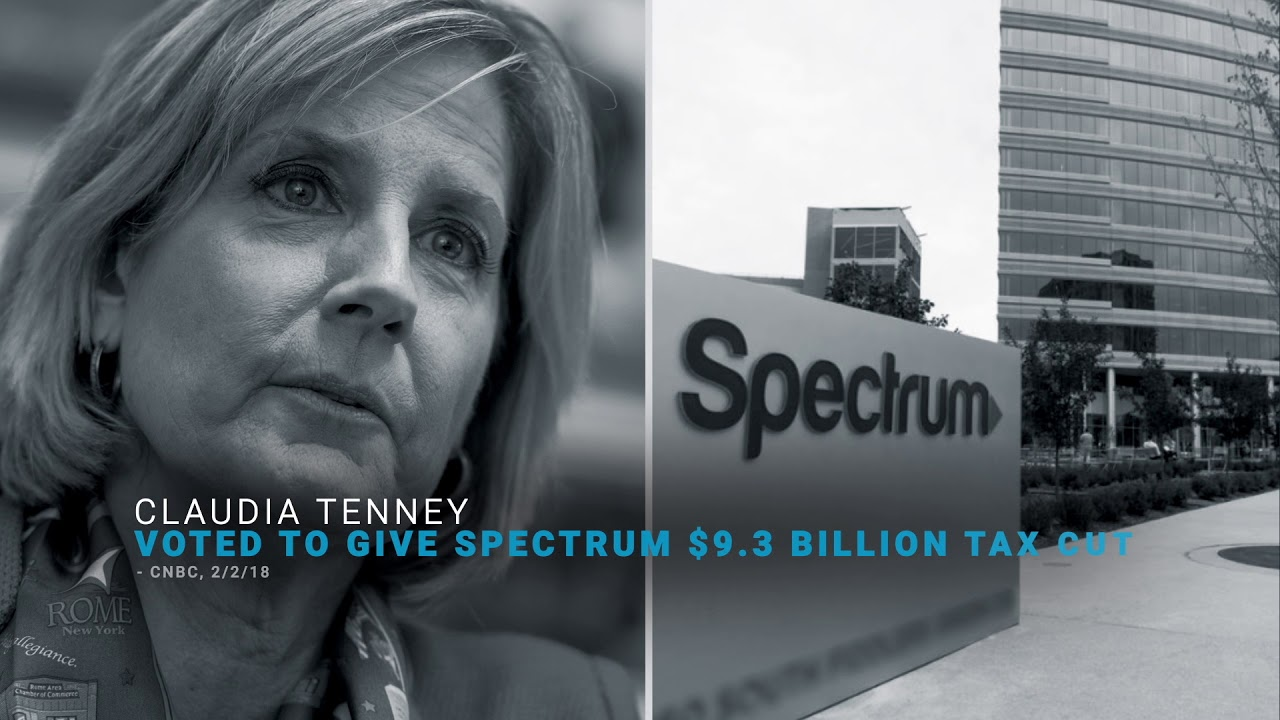Democrat Accuses Charter Spectrum of Censoring Political Ad - The
