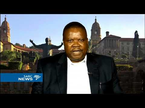 Dr Sam Gulube on South African National Defence Forces