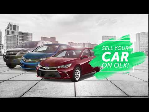 OLX Philippines: Sell Your Car on OLX Today!