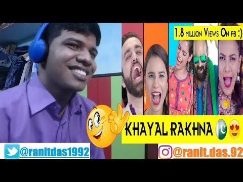 Khayal Rakhna - Acapella Version by Ali Noor|Reaction & Thoughts(AWESOME)