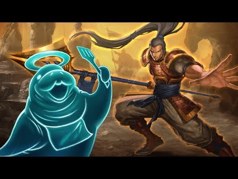 League of Legends: U.R.F. Xin Zhao (CZ/Full HD/60FPS) thumbnail