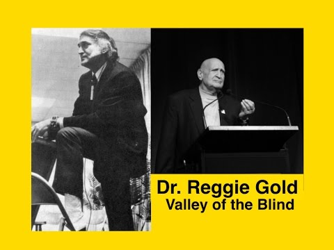 Reggie Gold - Valley of the Blind