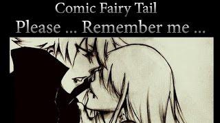 "Комикс Фейри Тейл: ""Пожалуйста... Вспомни меня…"" | Comic Fairy Tail: ""Please... Remember me..."""