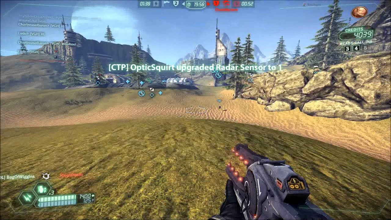 Tribes: ascend complete and utter newb guide 1 basic movement.