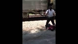 Man gets hit by Metra