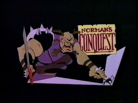 Mighty Max - Norman's Conquest