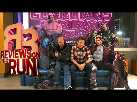 Guardians of the Galaxy Vol. 2 Movie Review!! - Reviews on the Run - Electric Playground