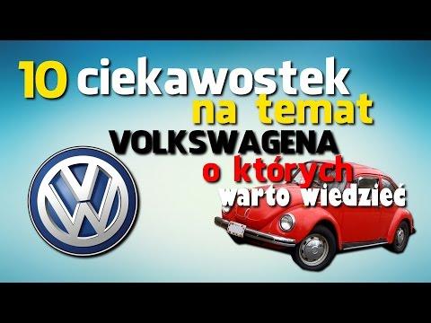 10 ciekawostek na temat Volkswagena, o których warto wiedzieć - #34 TOP10