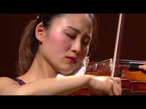 Brahms Violin Concerto - Heifetz's Cadenza