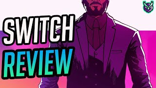 John Wick Hex Nintendo Switch Review-Fast Pace Strategy WICK style! (Video Game Video Review)