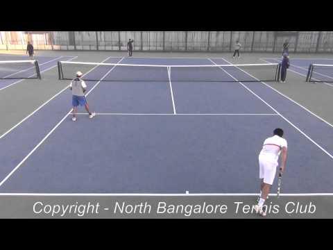 North Bangalore Tennis Club Tournament Qualification