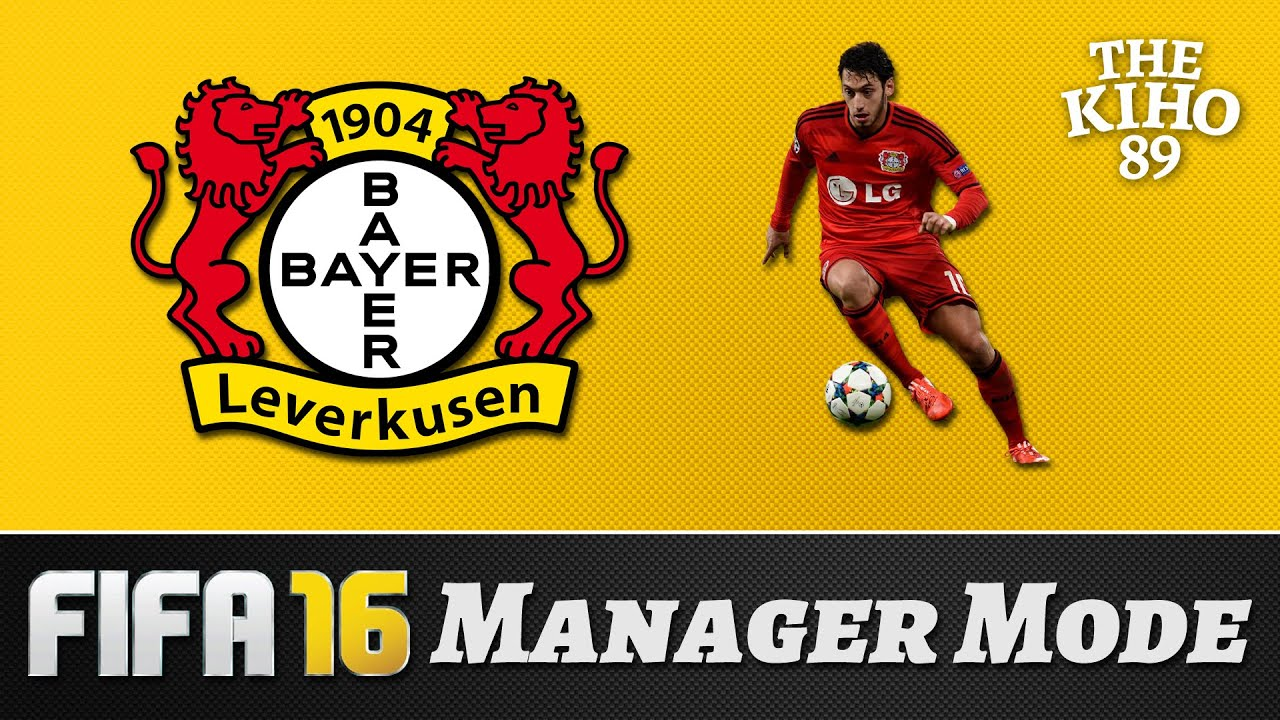 Fifa 16 Manager