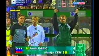 2001 (November 10) Slovenia 2-Romania 1 (World Cup Qualifier).avi
