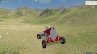 Dream Car Builder Gameplay (PC game).
