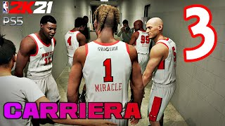 NUOVA STORIA IN G-LEAGUE! NBA 2K21 PS5 CARRIERA Gameplay ITA Ep.3
