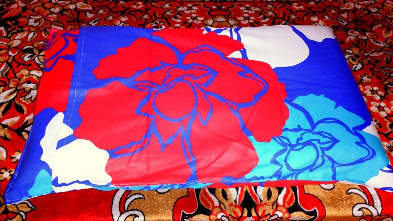 c2f0f88fa3 Pillow cover DIY