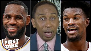 First Take's NBA Finals predictions: Lakers vs. Heat
