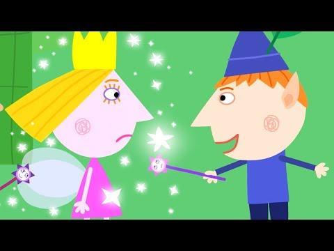 Ben y Holly en Español 🐸El Príncipe Rana ⭐️Compilación de 2019 ⭐️Dibujos Animados