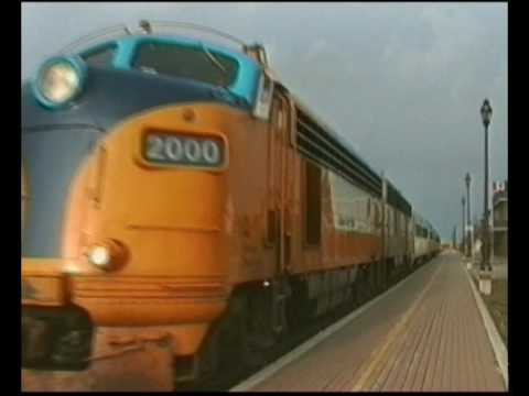 Ontario Northland Railway (ONR) to Moosonee in Canada