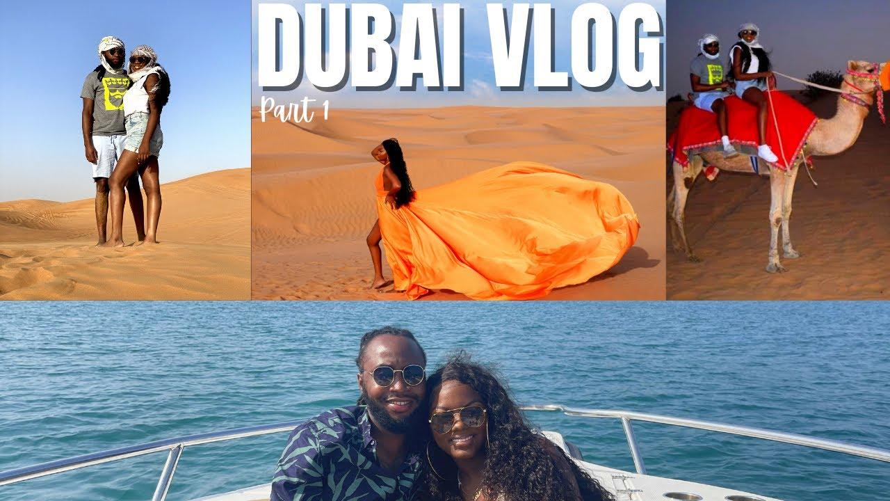 OFFICIAL DUBAI VLOG 2021 || PART 1