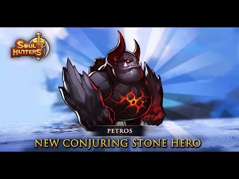 Soul Hunters Epic Stream- Summoning Petros Live   How good is this guy? Art Of Conquest After!