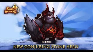 Soul Hunters Epic Stream- Summoning Petros Live | How good is this guy? Art Of Conquest After!