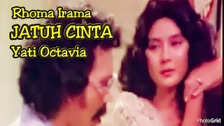 "Jatuh Cinta - Rhoma Irama ft. Yati Octavia - Original Video Clip ""Rhoma Irama Berkelana II"" (1978)"