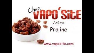 Test DiY #4 Arome Vaposite.com Praline