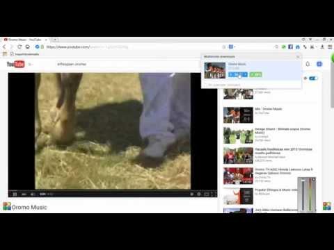 Ethiopian Computer tutorial by oromo