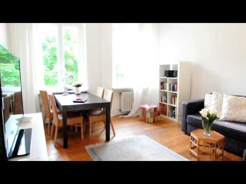 Quiet 2-Room Apartment at Charlottenburger Canal, Neues Ufer