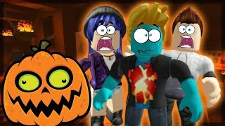THE HALLOWEEN TREASURE! Roblox with Mary