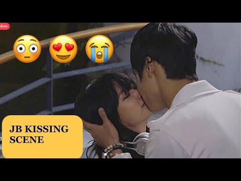 GOT7 JB 3rd Time Kiss Scene Dream Knight Last Episode