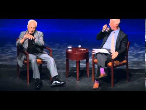 FOUNDERS FORUM 2013 - Paul Goldberger in conversation with Frank Gehry