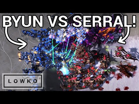 StarCraft 2: BEST Game Of 2020?! (ByuN vs Serral)