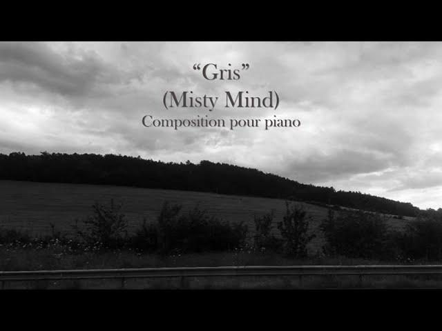 """Nouveau clip de Charlotte Dubois : """"Gris"""""""