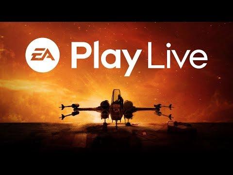FULL EA Play Live 2020 Livestream Presentation