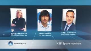 KSF Sapce Services & NEP Certificate NanoSat Engineering Professional Certification