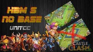 Castle Clash #135 - HBM S no Base! [720p]