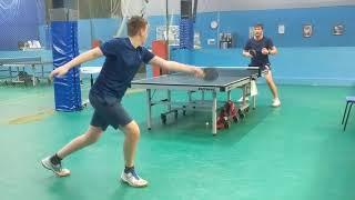 Лазарев 326 vs Лупинос 303 | TTL-Savel | RTTF