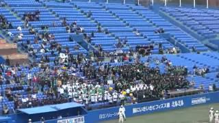2013年11月10日 秋季東京都大会決勝 対関東一戦.