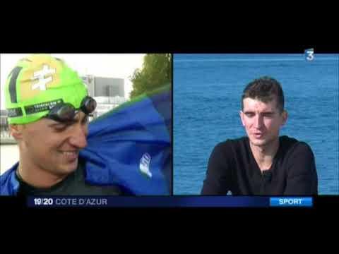 Rencontre avec Raphaël Montoya, champion du monde de triathlon sprint