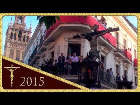 Santísimo Cristo de la Fundación - Los Negritos (Semana Santa de Sevilla 2015)