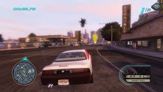 Xenia Xbox 360 Emulator - Midnight Club: Los Angeles Ingame / Gameplay! (DX12 WIP)