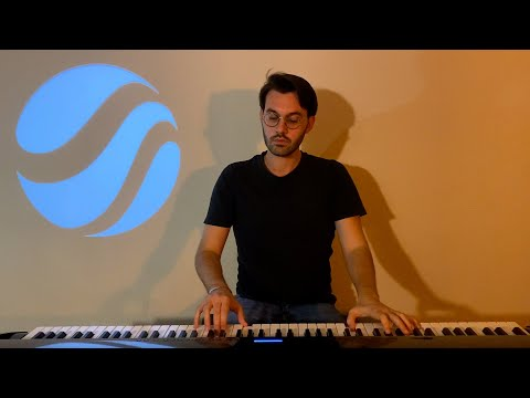 Blame - Robbie Mendez & Castion - Piano cover, Alberto Tessarotto