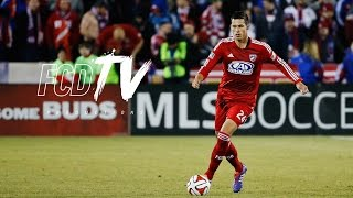 FC Dallas vs. Colorado Rapids First Half Highlights 8/9/14 | FCDTV