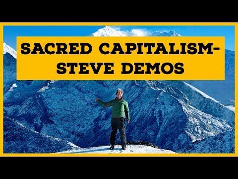 How I Turned $500 dollars into $300 Million! - Rightlivelihood - Steve Demos: Founder of Silk Soy