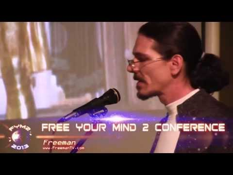 Freeman - Free Your Mind 2 Conference 2013